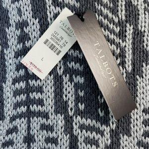 Talbots Sweaters - TALBOTS SWEATER NWT SIZE LARGE